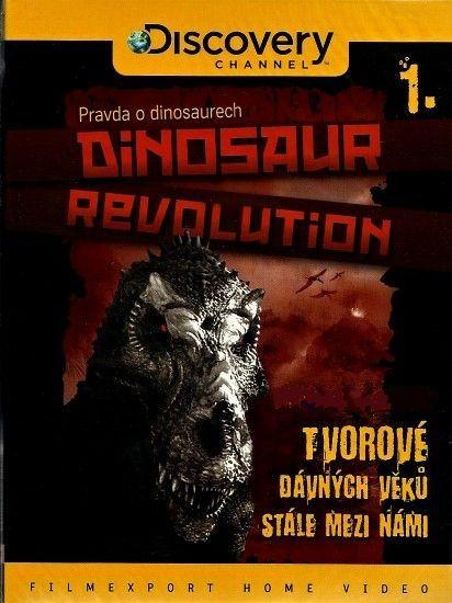 Pravda o dinosaurech 2 DVD / Dinosaur revolution 1