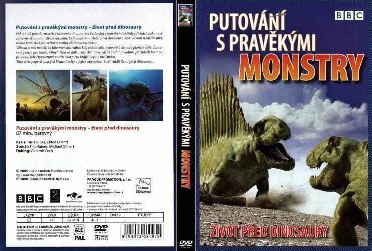 Putování s pravěkými monstry - Život před dinosaury BBC