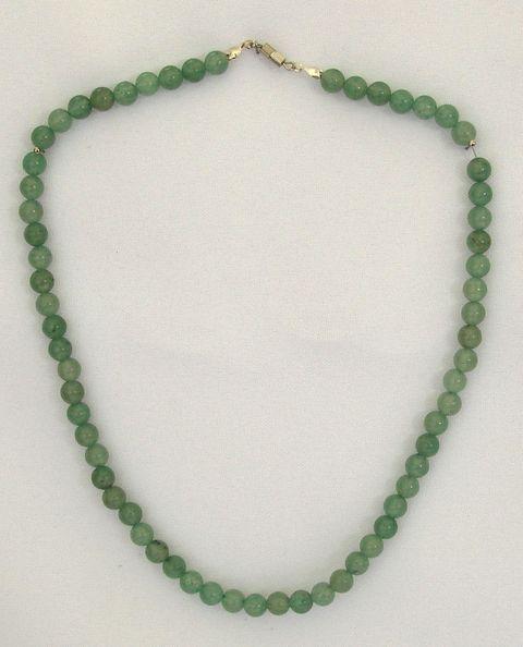 Náhrdelník zelený aventurin (3)