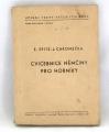Cvičebnice němčiny pro horníky - Spitz,Chromečka