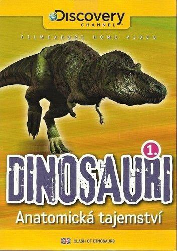 Dinosauři - Anatomická tajemství 2 DVD