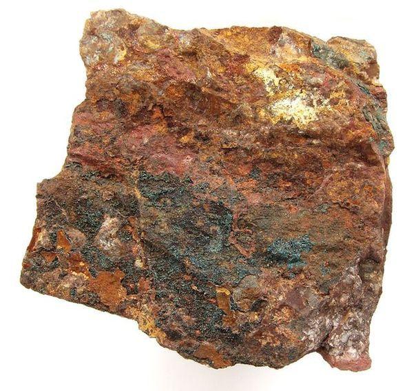 Nerost klinoklas - Arizona, USA (4)