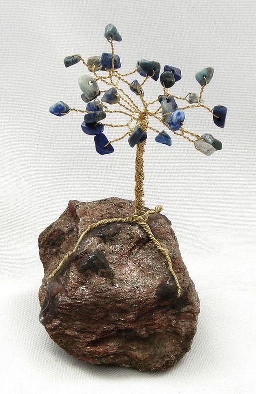 Stromeček štěstí z lapisu (3)