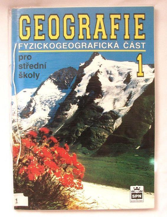 Geografie - Fyzickogeografická část - Demek, Voženílek, Vysoudil