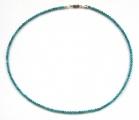 náhrdelník APATIT fazetky