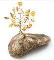 Stromeček štěstí JANTAR