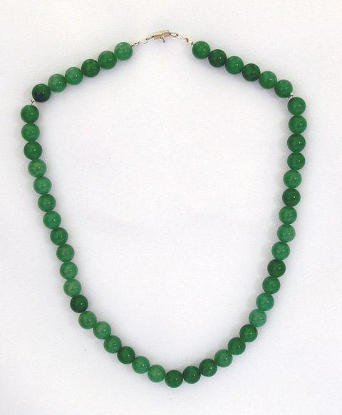 Náhrdelník zelený aventurin (1)