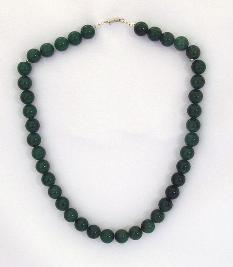 Náhrdelník zelený aventurin (5)