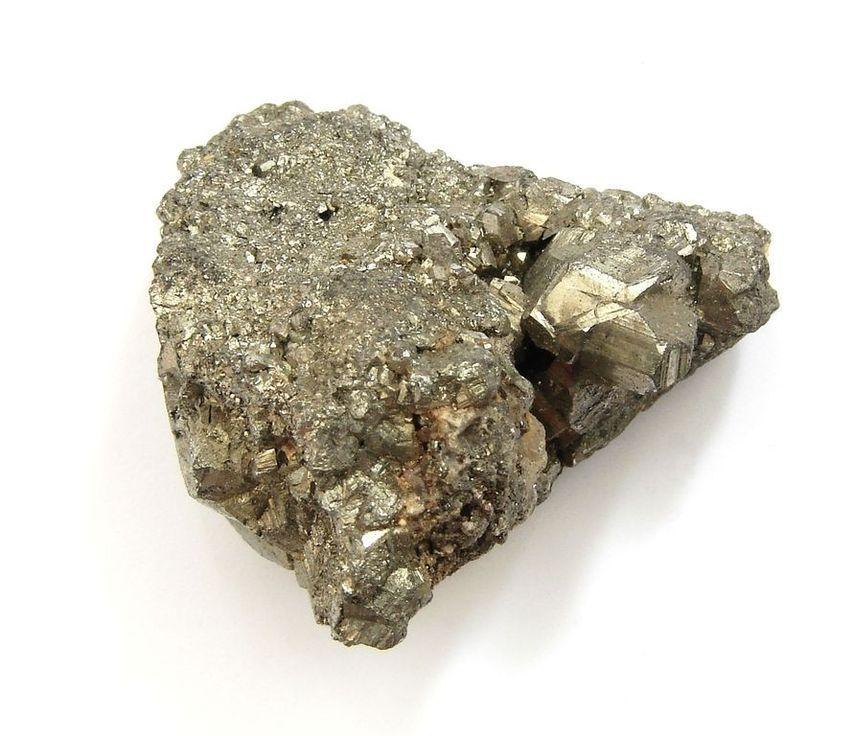 Nerost Pyrit - drůza, Huanzala, Peru (69)