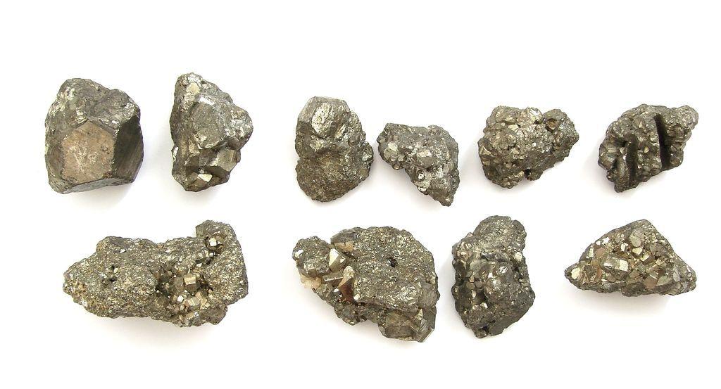 Nerost Pyrit - drůza, Huanzala, Peru (70)