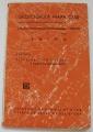 Geologická mapa 1:200 000, list Snina