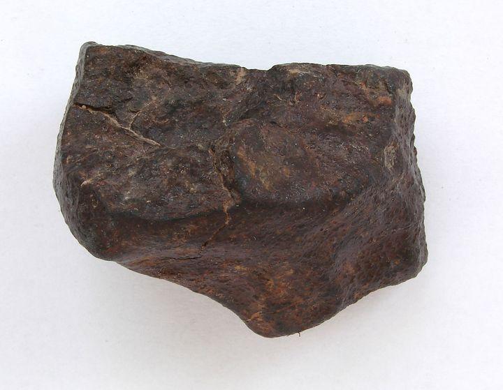 Kamenný meteorit - chondrit L6 - M´hamid, maroko, NWA 515 (1)