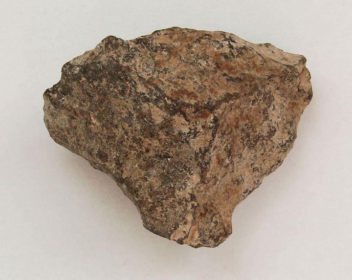 Kamenný meteorit - chondrit L6 - M´hamid, maroko, NWA 515 (7)