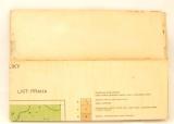 Geologická mapa 1:200 000, list Praha