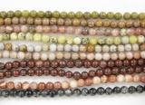 MIX kamenů - kuličky 10 návleků