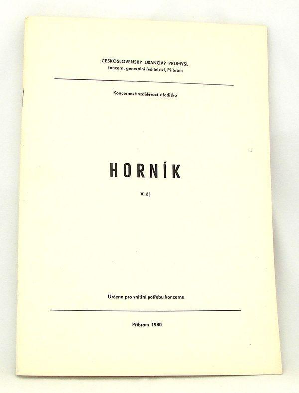 Skripta Horník - 5. díl